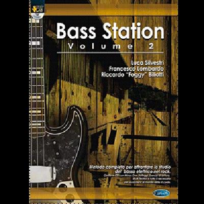 Bass Station Metodo Insegnamento Basso Elettrico - vol 2