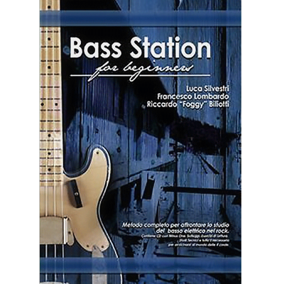 Bass Station for Beginners - Metodo Insegnamento Basso Elettrico